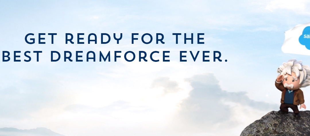 Destination : Dreamforce 2019